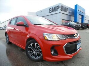 2017 Chevrolet Sonic LT - Sunroof, Rem. Start, Alloys, Rear Cam.