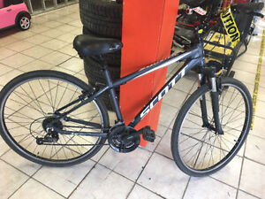 SCOTT SPORTSTER COMFORT 10V/ SOLID ALL THE BIKES ARE ON SALE NOW