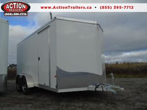 NEO ALL ALUMINUM 14' ENCLOSED - FULLY LOADED, LOW PRICE!