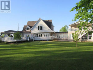 You Will Love This Fantastic Prince Edward County Lake House