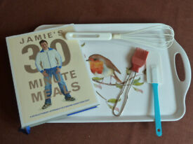 JAMIE OLIVER'S 30 MINUTE MEALS. COLLECTION ONLY.