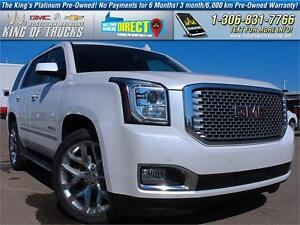 2016 GMC Yukon Denali One Owner | 6.2L | PST Paid