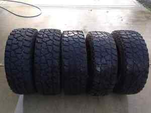 Mickey Thompson 285/70 R17 Set New/Used North Rothbury Cessnock Area Preview