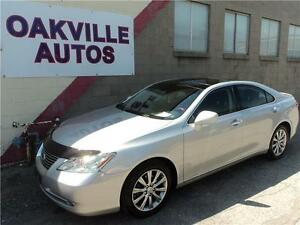 2007 Lexus ES 350-NAVI-PANO ROOF-BACKUP CAMERA-COOLED SEATS