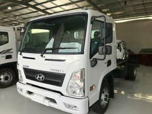 2020 HYUNDAI Mighty EX4 Super Cab Car Licence MWB Cab Chassis Pooraka Salisbury Area Preview