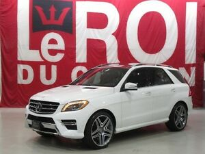 Mercedes-Benz Classe-M ML400 4MATIC AMG PACK 2015