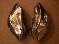 Renault Clio Headlamps - From a 2006 MK3