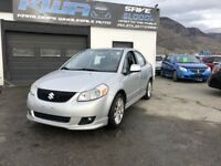 2008 Suzuki SX4 !LOW KMS! Kamloops British Columbia Preview