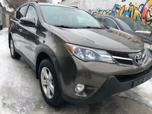 2013 Toyota RAV4 AWD XLE/No Accidents/Backup Cam/BT/Sunroof