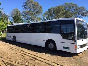 1990 & 1991 Motocoach Australia MCA Buses, CAT3208, Allison MTB Dayboro Pine Rivers Area Preview