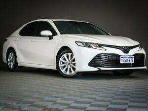 2019 Toyota Camry ASV70R Ascent White 6 Speed Sports Automatic Sedan Maddington Gosnells Area Preview