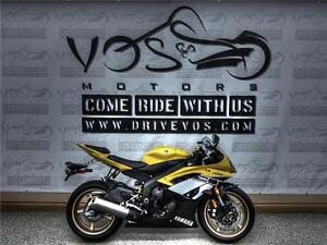 2016 Yamaha YZFR6 - V2380NP - **Financing Available