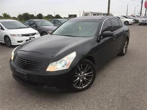 2008 INFINITI G35xS *LEATHER,SUNROOF,NAVIGATION,BACK-UP CAM!!!*