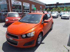 2012 Chevrolet Sonic LS ++++ a seulement 38$ / semaine ++++