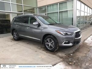 2018 Infiniti QX60 EXECUTIVE DEMO/PREMIUM PKG