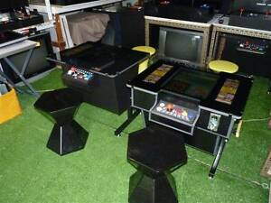 NEW multigame arcade tables & Bartops up to 2019 games Stafford Heights Brisbane North West Preview