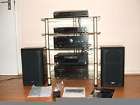 Techinics HiFi System Separates Excellent Condition and Superb Sound Quality Bargain Price