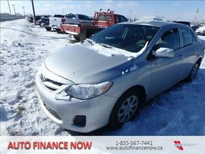2013 Toyota Corolla UBER OR TAPP CAR DRIVERS RENT TO OWN $8/DAY
