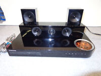 SAMSUNG HOME THEATER BLU-RAY SYSTEM HT-F6530