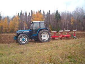 kverneland  roll over plow 4 bottem Québec City Québec image 3