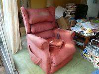 Electric Reclining Armchair, by Sherborne