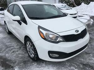 2013 KIA Rio EX A/C AUTOMATIQUE BLUETOOTH CRUISE 76,000KM