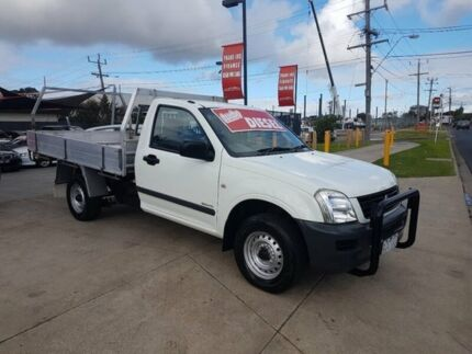 2005 Holden Rodeo RA MY05.5 Upgrade LX 5 Speed Manual Cab Chassis