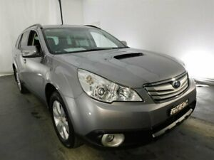 2010 Subaru Outback B5A MY10 2.0D AWD Silver 6 Speed Manual Wagon Maryville Newcastle Area Preview