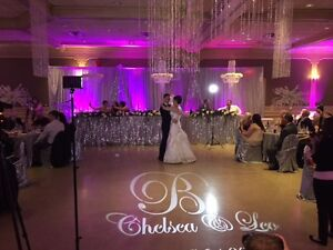 Wedding Event Lighting and Uplighting Services Disc Jockey Windsor Region Ontario image 2