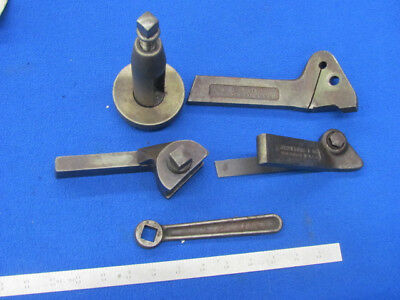 3 58 X 1 14 Old Style Lathe Tool Holders Tool Post G-702