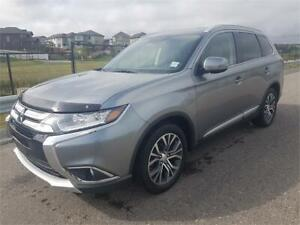 2016 Mitsubishi Outlander GT - TEXT/CALL NOSH @ 587-999-7786