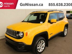 2016 Jeep Renegade NORTH : NAVIGATION, HEATED SEATS, HEATED STEE