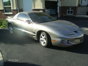 1999 Pontiac Firebird Coupe (2 door)