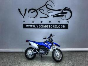 2018 Yamaha TT R110-Stock#V2866NP- No Payments For 1 Year**