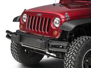Jeep Wrangler Mopar off road bumper