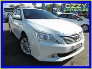 2012 Toyota Aurion GSV50R Prodigy White 6 Speed Automatic Sedan Penrith Penrith Area Preview