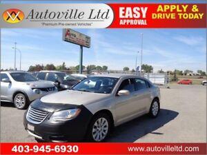 2013 Chrysler 200 LX  Automatic Keyless Aux