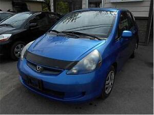 2007 Honda Fit LX