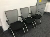office furniture comforto meeting/visitor quality chairs
