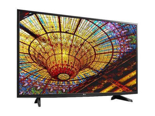 LG Electronics 49UH6030 49-Inch 4K Ultra HD Smart LED TV