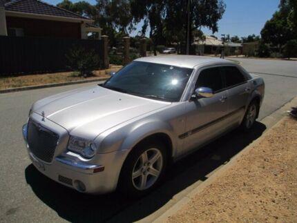 2005 Chrysler 300C LE MY06 3.5 V6 Silver 5 Speed Automatic Sedan Salisbury Plain Salisbury Area Preview