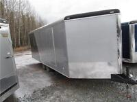 NEW 26' 4 place sled trailer