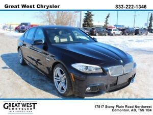 2011 BMW 5 Series 550i xDrive - NO ACCIDENTS / LOW KMS / LIGHT I