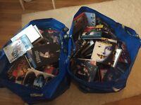 240 films on DVD for sale.