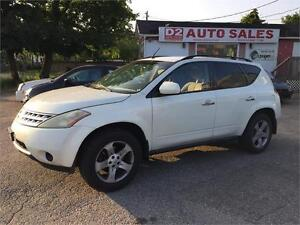 2007 Nissan Murano AS IS Special