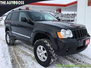2010 Jeep Grand Cherokee Laredo CERTIFIED! LIFTED! 4X4! WARRANTY