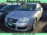 2006 Volkswagen Jetta 2.0T (2L DOHC 16V TURBO) Leather, Sunroof
