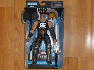 MARVEL LEGENDS ARES THOR RAGNAROK INFINITE SERIES MIB