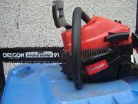 Castel Garden XC 3700 Petrol chainsaw