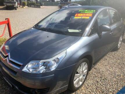 2007 Citroen C4 VERY LOW KMS 6 MONTHS REGO! AUTOMATIC! Redhead Lake Macquarie Area Preview